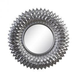 Oglinda de perete Aleta 50cm, argintiu
