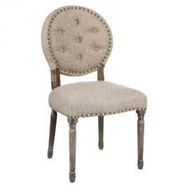 Set de 2 scaune elegante Arnulfo gri - Evambient DZ - Seturi scaune, HoReCa