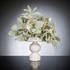 Aranjament floral LUX Cineraria, 40x55cm