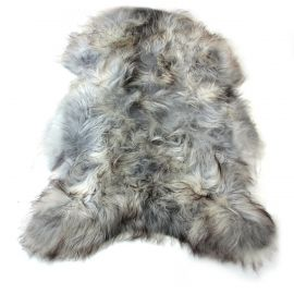 Covor din piele de oaie LW ICELAND 110cm Icelandic Natural Grey
