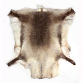 Covor din piele de ren Reindeer Skin Norway 120cm