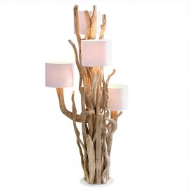 Lampadar design unicat Tree of Life 150cm