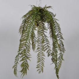 Aranjament floral suspendat GREEN 94cm - Silk-ka - Aranjamente florale LUX
