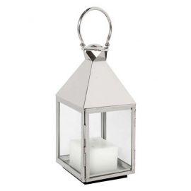 Suport lumanare design LUX Vanini M, nickel - Eichholtz - Parfumuri de camera, Idei cadouri, Obiecte decorative