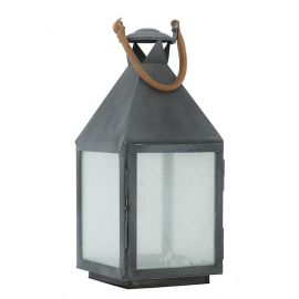 Suport lumanare design LUX Vanini M, zinc - Eichholtz - Parfumuri de camera, Idei cadouri, Obiecte decorative