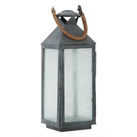 Suport lumanare design LUX Vanini S, zinc - Eichholtz - Parfumuri de camera, Idei cadouri, Obiecte decorative