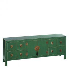Comoda ORIENT, verde