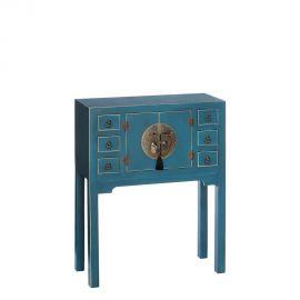 Consola ORIENT, 2 usi albastru