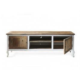 Comoda TV design vintage Driftwood - Rivièra Maison - Comode