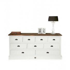 Comoda design vintage, cu sertare Driftwood