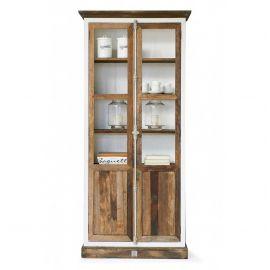 Vitrina design vintage Driftwood - Rivièra Maison - Vitrine