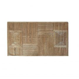 Covor stil colonial din iuta DIONE, 200x300cm