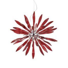 Lustra CORALLO SP12 rosso
