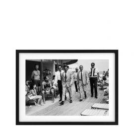 Tablou Frank Sinatra - Miami Beach 1968