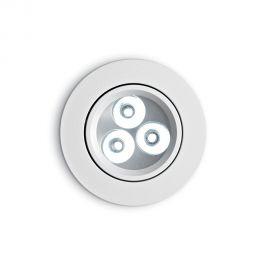 Spot orientabil, incastrabil LED DELTA FI3