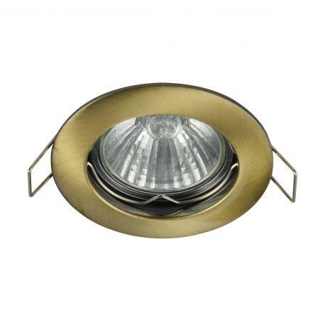 Spot incastrabil Metal, alama - Evambient MY - Spoturi tavan fals