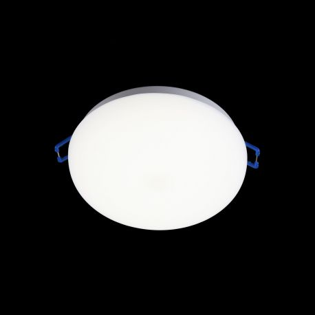 Spot incastrabil LED, Plastic perforat