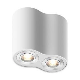 Spot aplicat RONDOO SL 2 UP, alb - Evambient ZL - Plafoniere cu spoturi, Spoturi aplicate