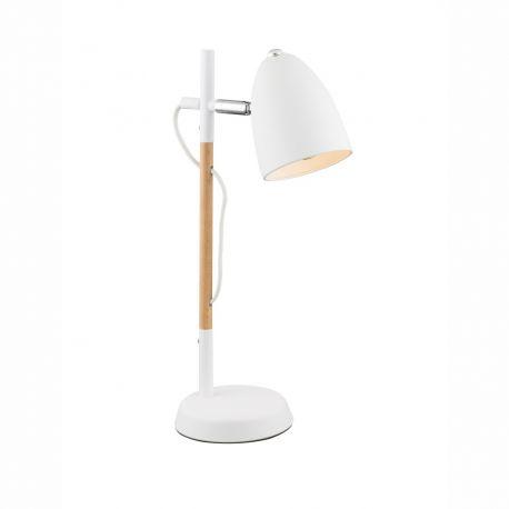 Veioza stil modern minimalist Tongariro alba - Evambient GL - Veioze