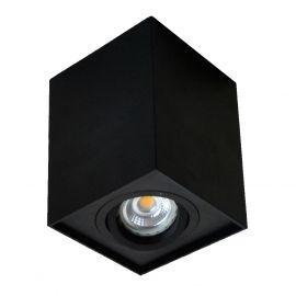 Spot aplicat QUADRO, negru - Evambient ZL - Plafoniere cu spoturi, Spoturi aplicate