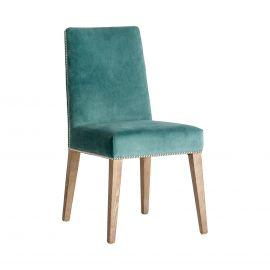 Set de 2 scaune elegante, tapitate Chirens