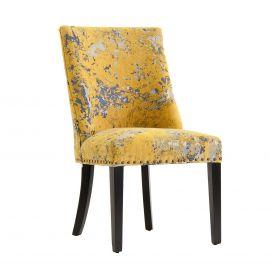 Set de 2 scaune design Shabby Chic Dieppe