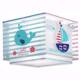 Plafoniera camera copii Petit Marin - Evambient DB - Articole pentru copii