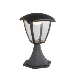 Stalp LED de exterior stil clasic DELIO H28cm