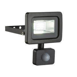Proiector LED cu senzor de miscare IP44 CALLAQUI I negru