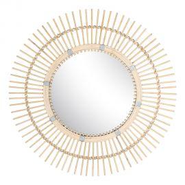 Oglinda design rustic Banbus 80cm