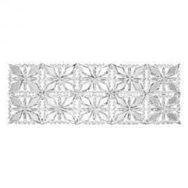 Decoratiune perete design vintage BLANCO, 160x60cm - Evambient SX - Decoratiuni perete
