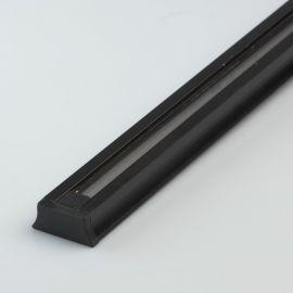 Sina metalica neagra 198cm, pentru spotul Galax, Rony, Rondo - Evambient MW - Spoturi, Proiectoare pe sina