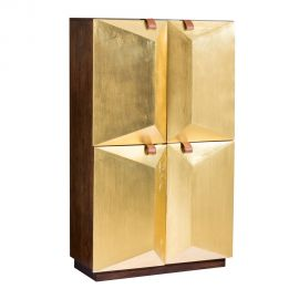 Dulap design industrial vintage Oro - Evambient DZ - Dulapuri