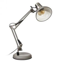 Lampa birou stil industrial Oros gri - Evambient SX - Lampi birou