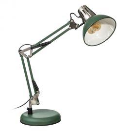 Lampa birou stil industrial Oros verde - Evambient SX - Lampi birou