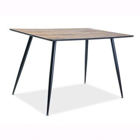 Masa design industrial vintage REMUS, 120x80cm - Evambient SM - Mese dining
