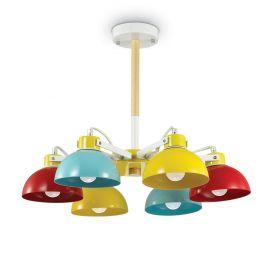 candelabre lustre 8 evambient. Black Bedroom Furniture Sets. Home Design Ideas