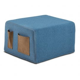 Taburete Pat VERSO, albastru inchis