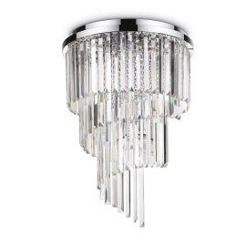 Lustra / Plafoniera moderna design elegant CARLTON PL12 - Evambient IdL - Plafoniere