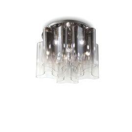 Plafoniera design lux COMPO PL6 Fume