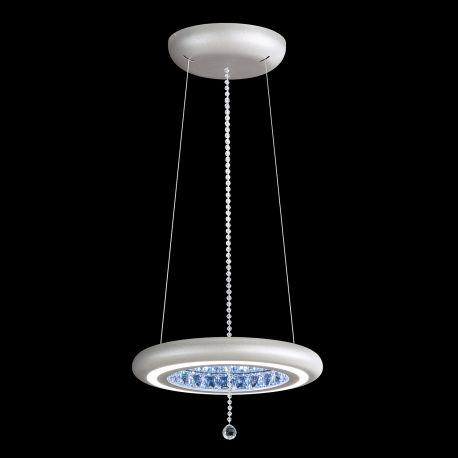 Lustra LUX, cristale Swarovski, iluminat LED Infinite Aura 38cm - LUX Swarovski Lighting - Lustre Cristal Swarovski