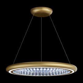 Lustra LUX, cristale Swarovski, iluminat LED, Infinite Aura 76cm - LUX Swarovski Lighting - Lustre Cristal Swarovski