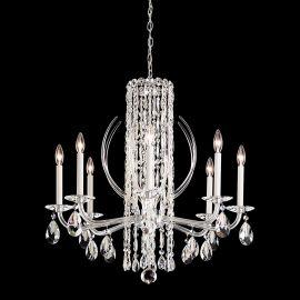 Candelabru 8 brate, design LUX cristal Heritage, Sarella