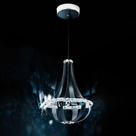 Lustra LUX cristal Swarovski Crystal Empire 52cm, LED 4000K - LUX Swarovski Lighting - Lustre Cristal Swarovski