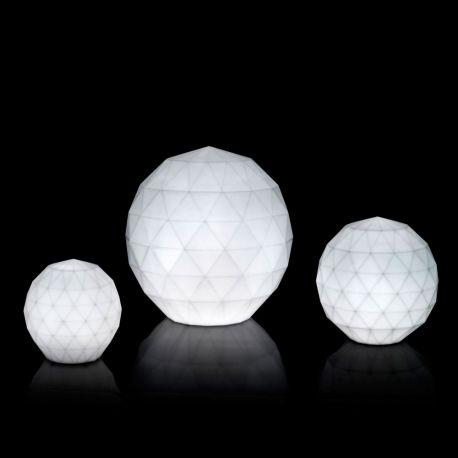 CORP DE ILUMINAT LED DECORATIV VASES LAMPS - VONDOM - Iluminat exterior
