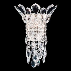 Aplica design LUX cristal Heritage/ Spectra, Trilliane 25x34cm - Lux Lighting Schonbek - Aplice Cristal Schonbek