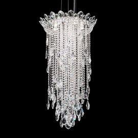 Lustra suspendata design LUX cristal Heritage/ Spectra, Trilliane 53cm