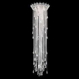 Lustra aplicata design LUX cristal Heritage/ Spectra, Trilliane 53cm, H-184cm