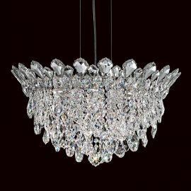 Lustra suspendata design LUX cristal Heritage/ Spectra, Trilliane 61cm