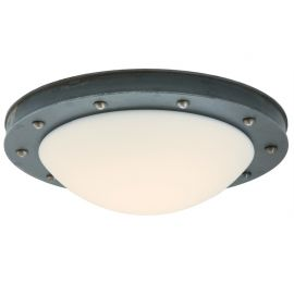Aplica perete sau tavan design industrial din fier forjat DE 2551, 54cm